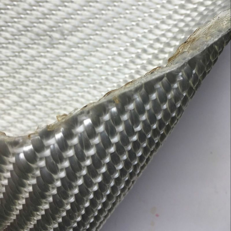 Low Elongation Soft Soil Woven Geotextile Fabric For Driveway
